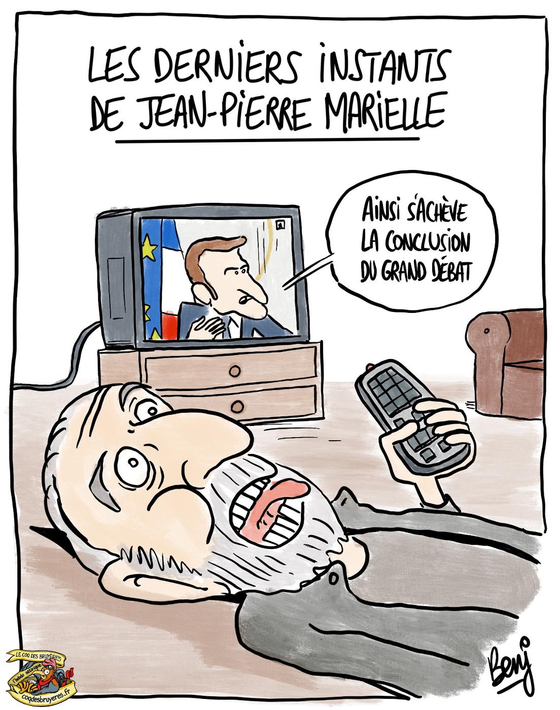 Bravo Macron!