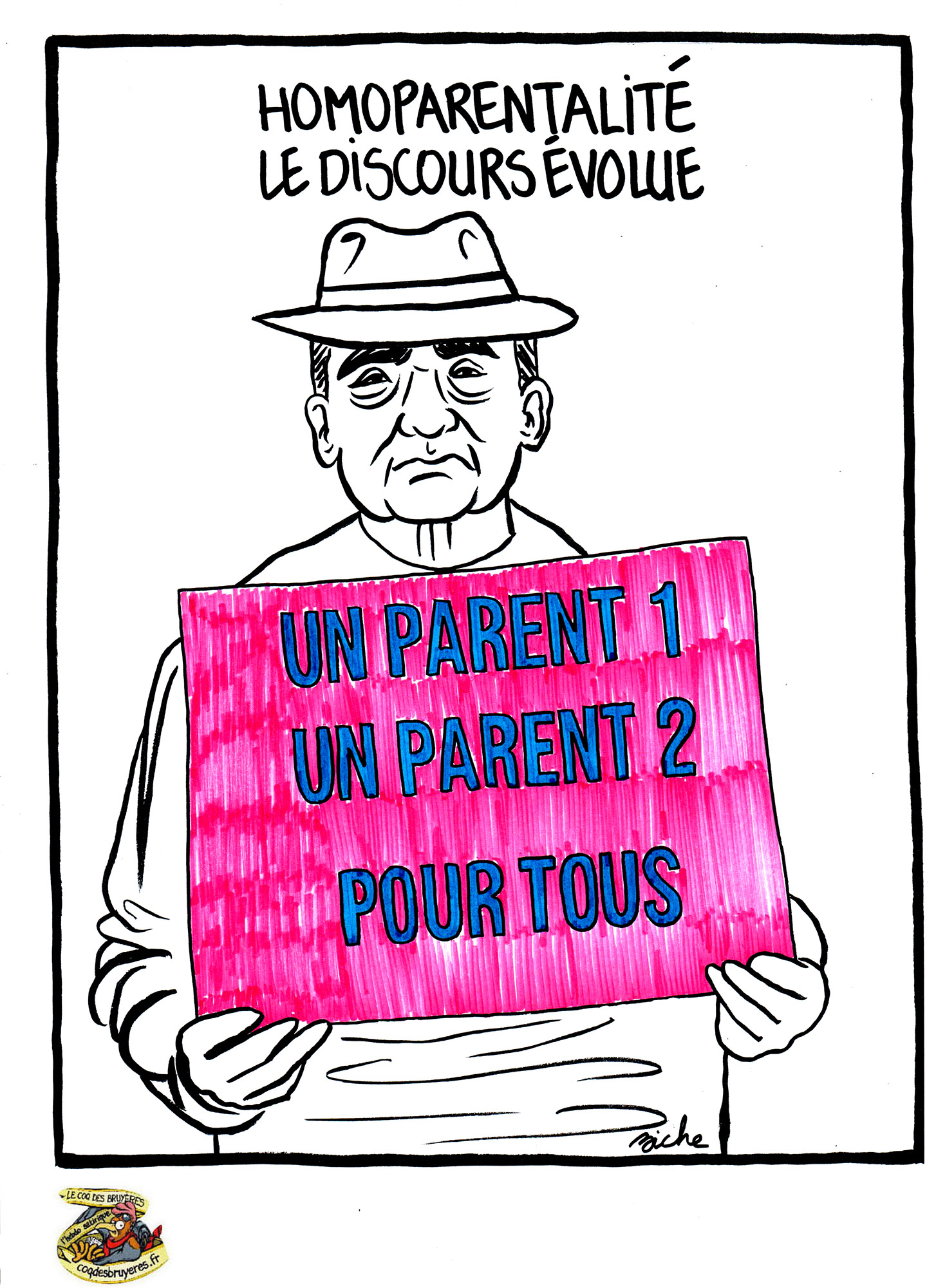 Parent 1, parent couille?