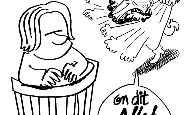Les dingues et les dégonflés