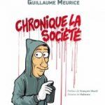 Guillaume Meurice Chronique la société