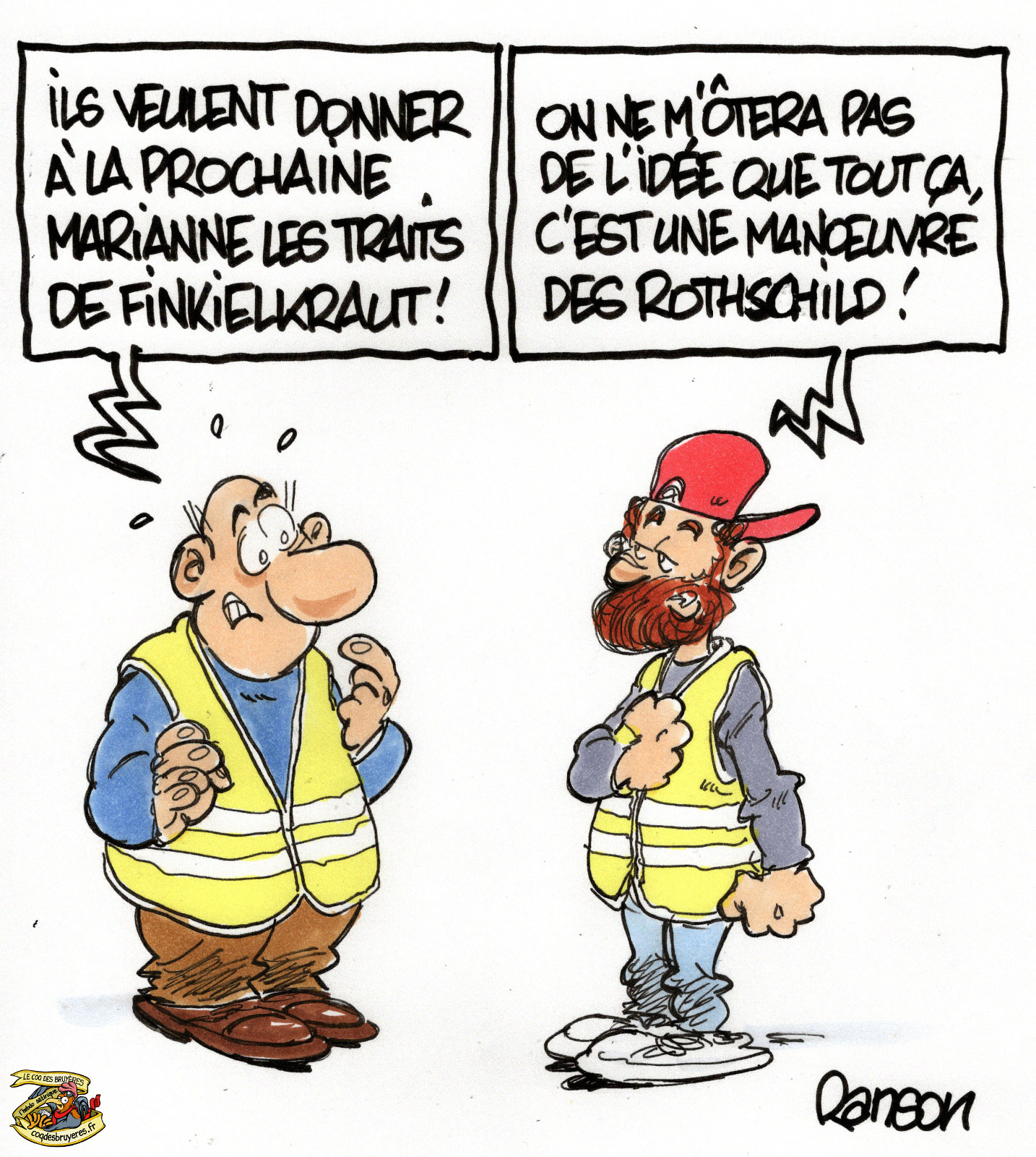 La France est à nous (tous)