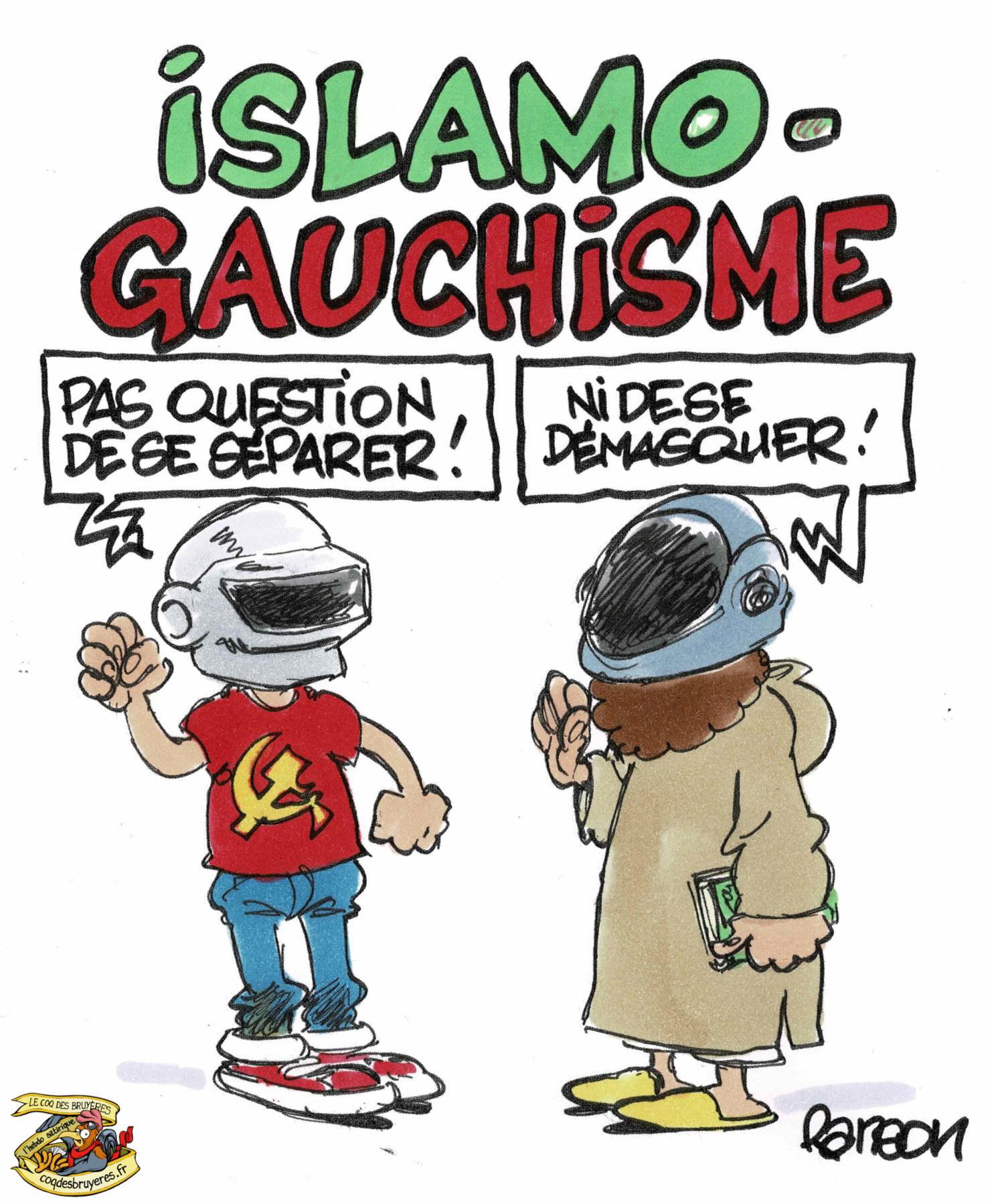 Islam et gauche, étonnant? Non.