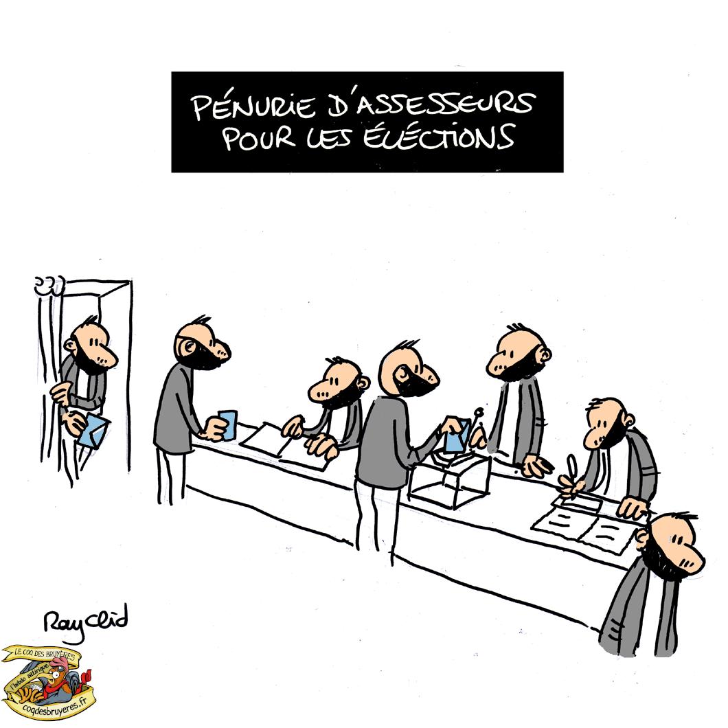 Voter pour le «moins pire»