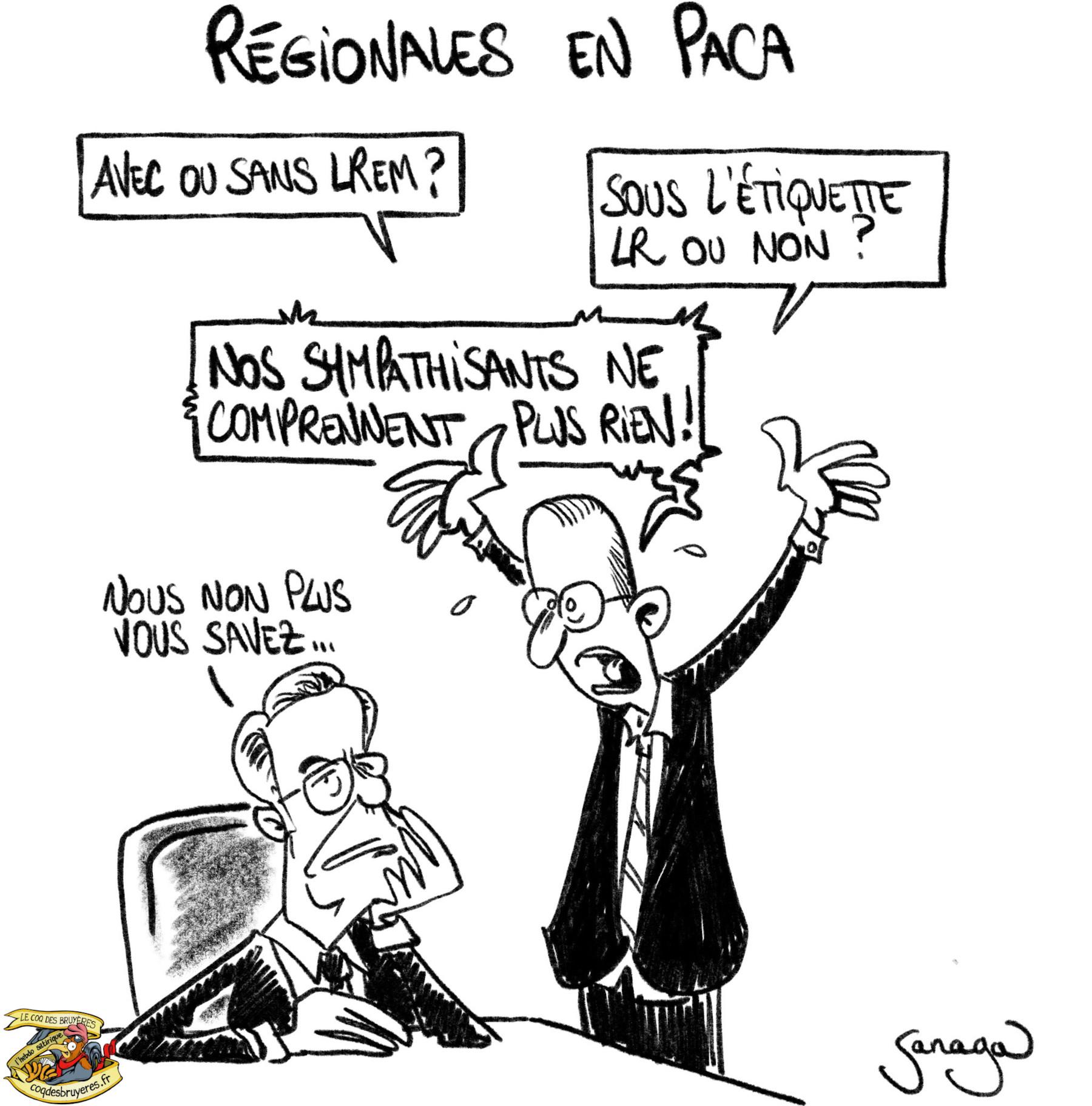 Les régionales ouvrent le bal