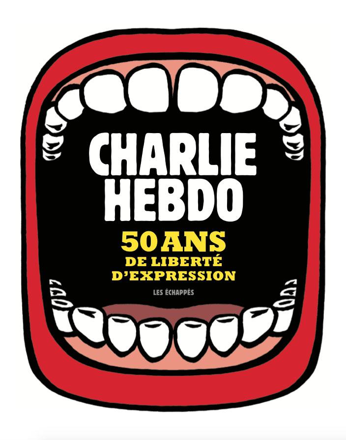 Charlie Hebdo a 50 ans