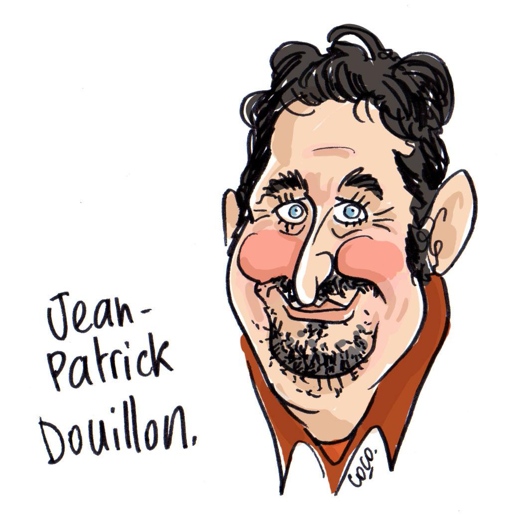 Jean-Patrick Douillon by Coco